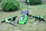 A bad concept to put Garden Tools